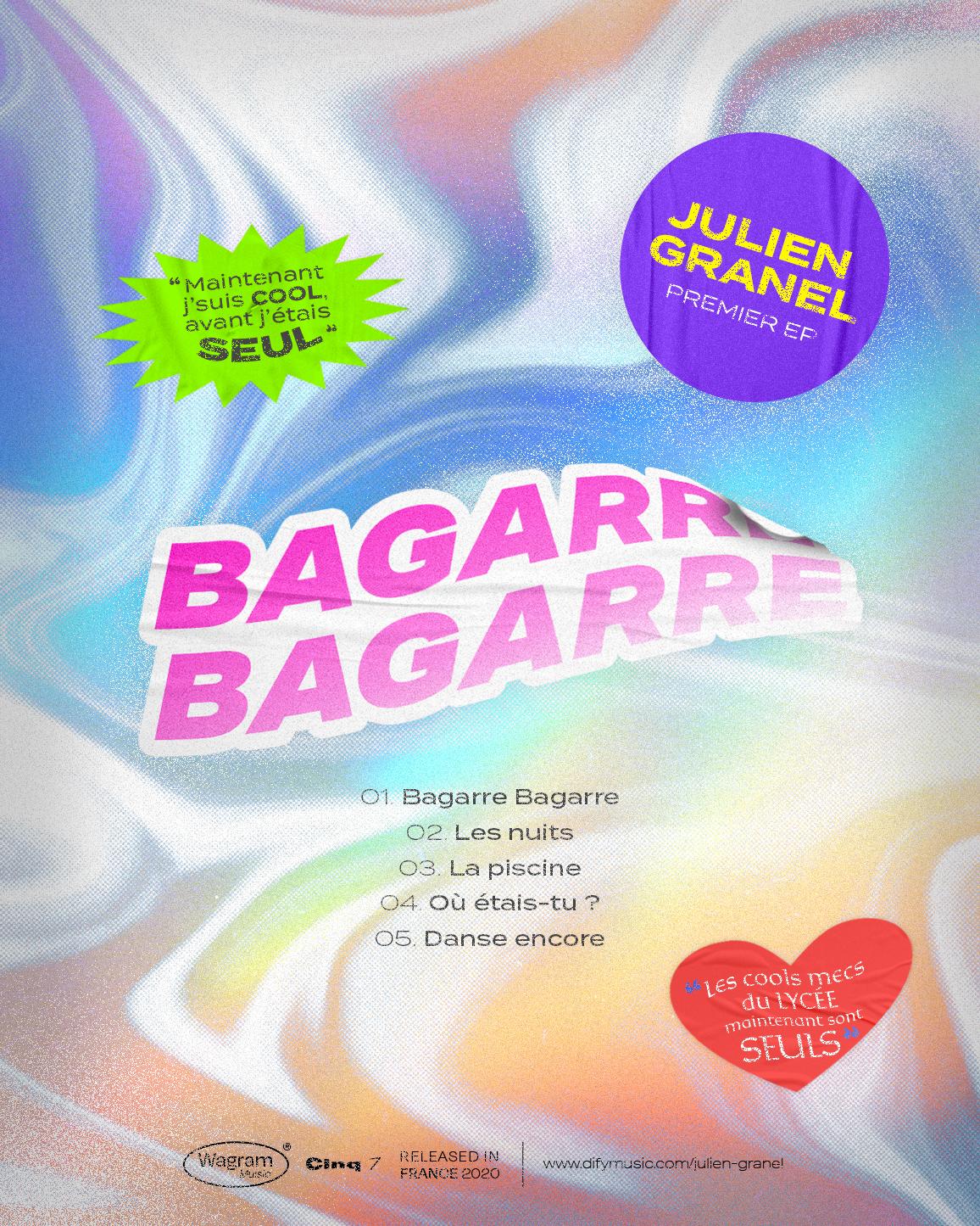 Bagarre Bagarre – Julien Granel