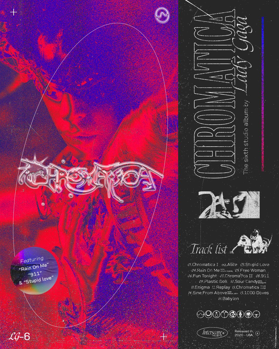 Chromatica – Lady Gaga